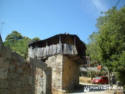 Senderismo Lago de Sanabria; viajes de trekking; viajes puente mayo